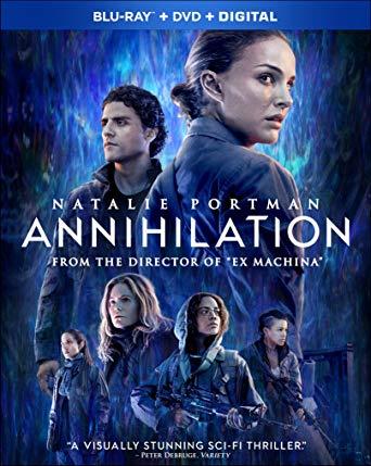 Annihilation (2018) แดนทำลายล้าง