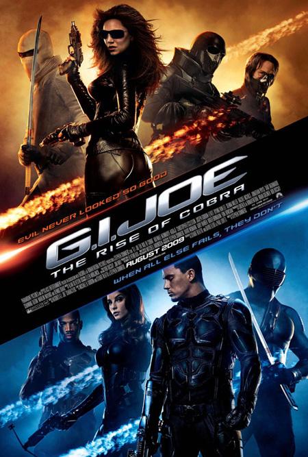G.I. Joe The Rise of Cobra (2009)