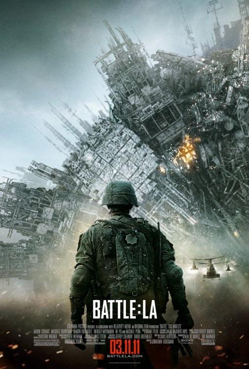 World Invastion - Battle Los Angeles (2011)