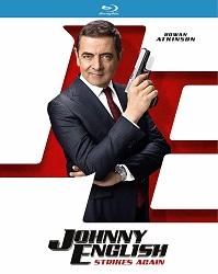 Johnny English 3 Strikes Again (2018)