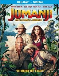 Jumanji Welcome to the Jungle (2017)