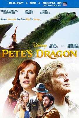 Petes Dragon (2016)