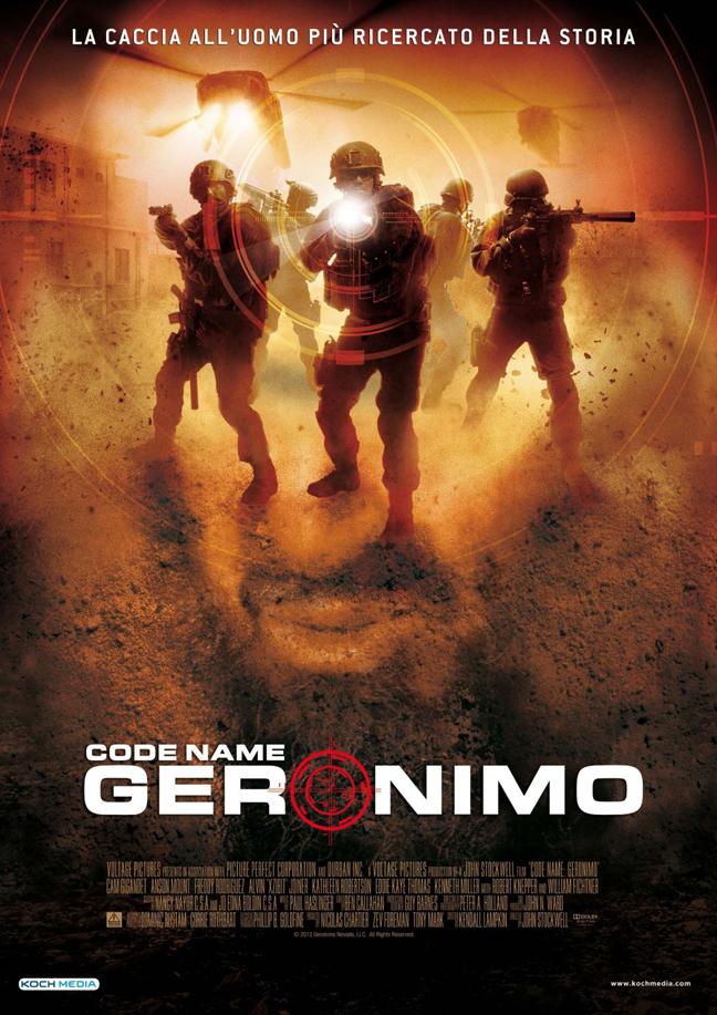 Codename Geronimo (2012)